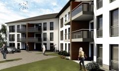 Wohnungsbau - Visualisierung